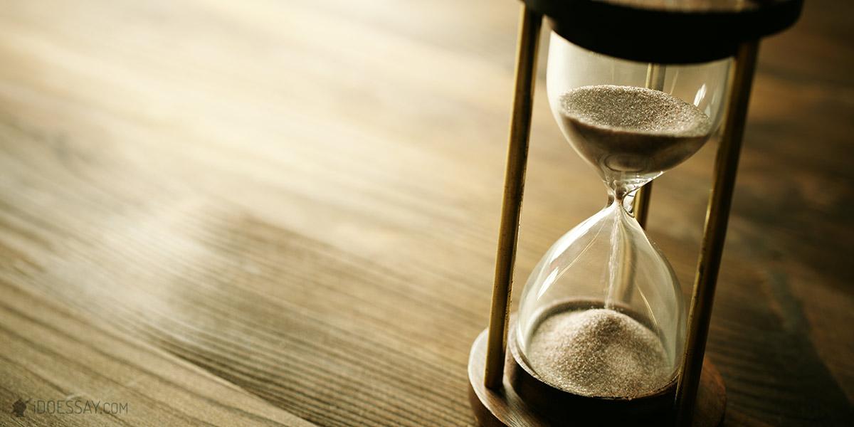 Approaching Deadline
