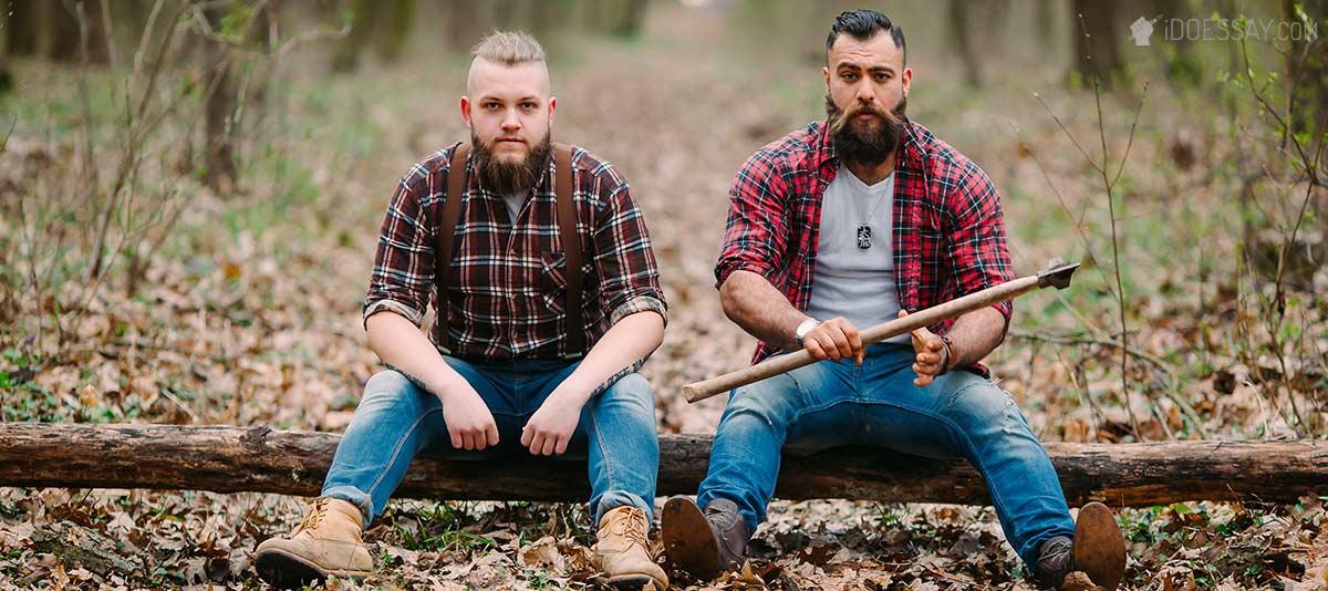 Lumberjack Murderers